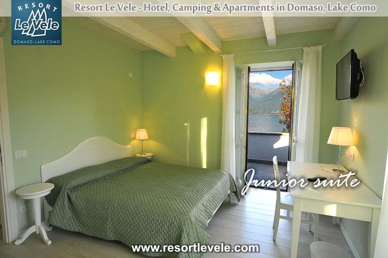 Appartamenti Villa Carolina Domaso lago di Como