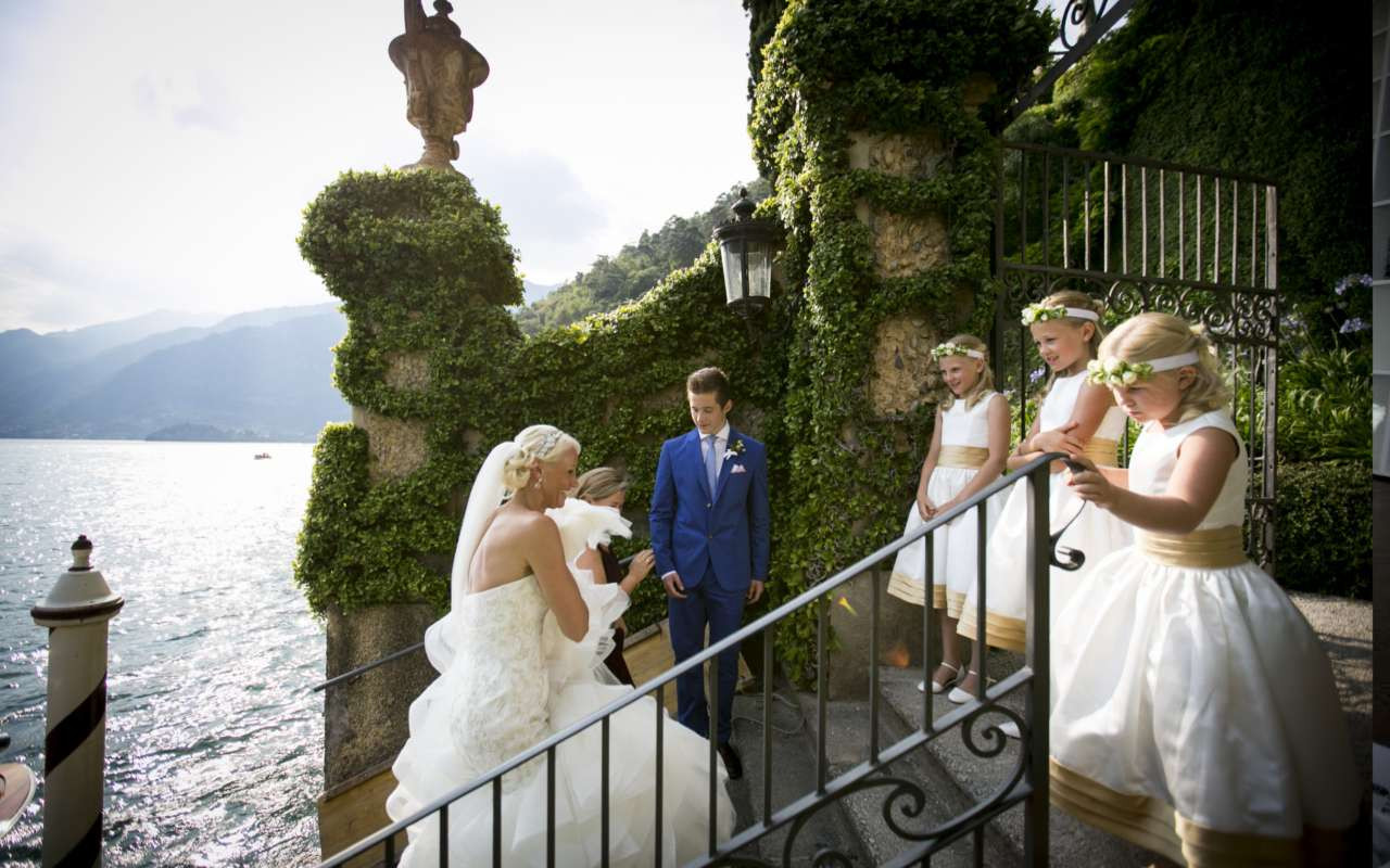 Getting married in Lake Como