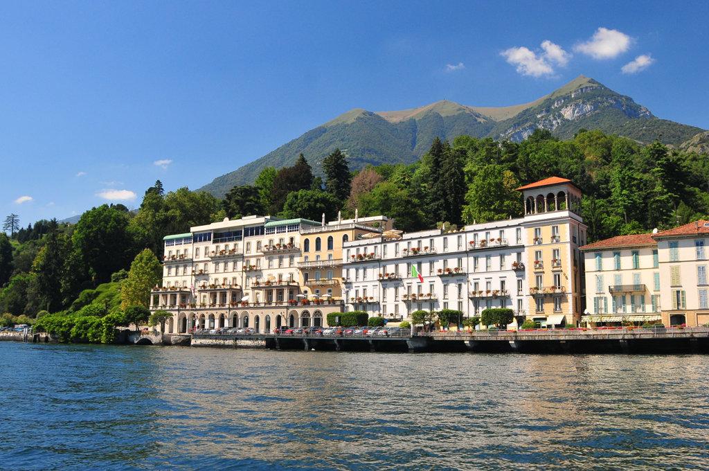 Grand Hotel Cadenabbia Comer See