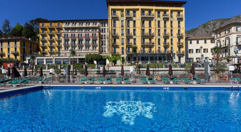 Hotel Britannia Comer See