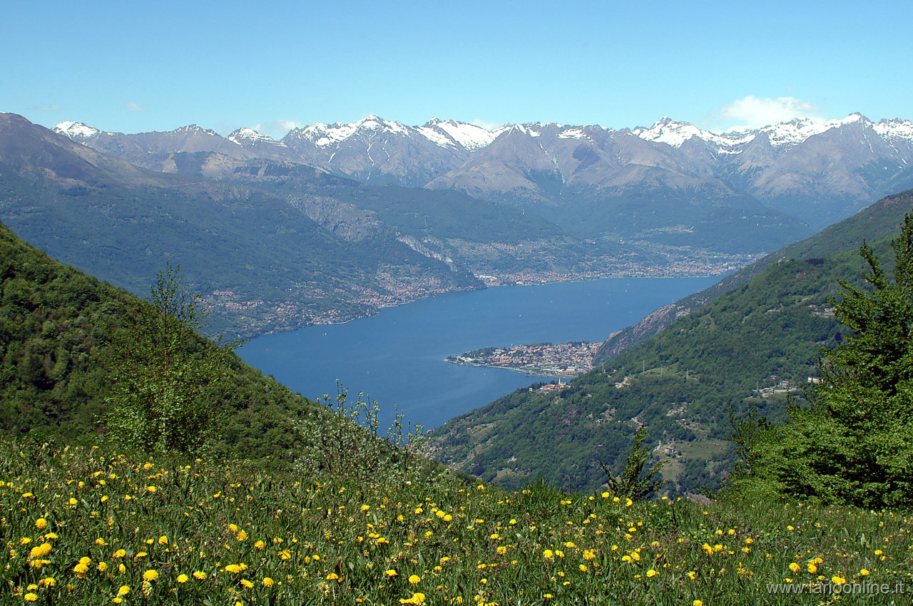 Landscapes of Lake Como