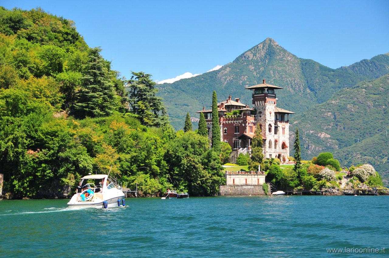 Regole per navigare sul lago di Como