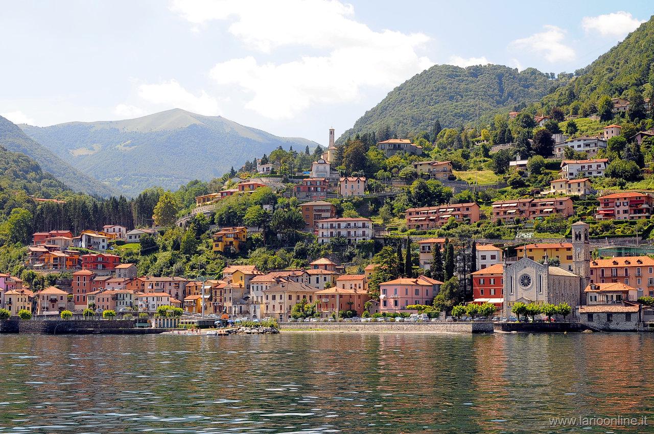 Argegno lago di Como