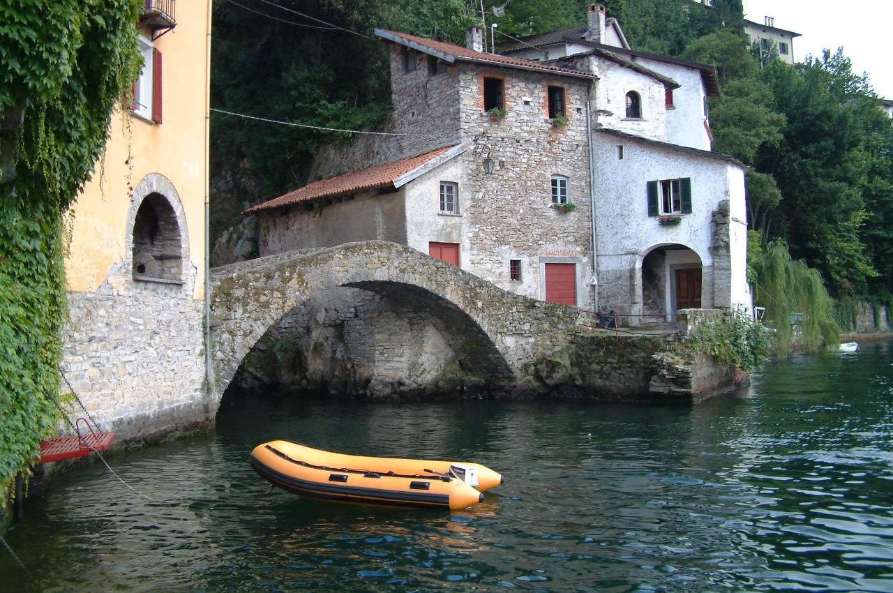 Brücke von Civera Nesso