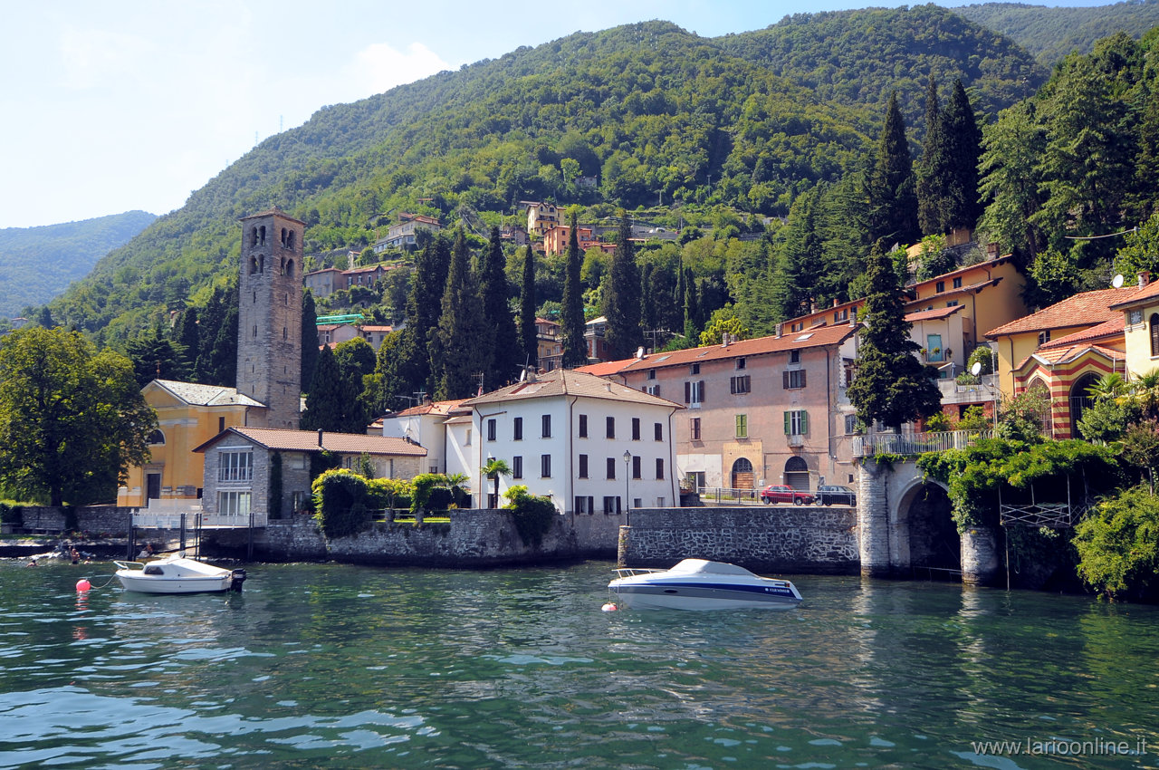 Carate Urio lake Como