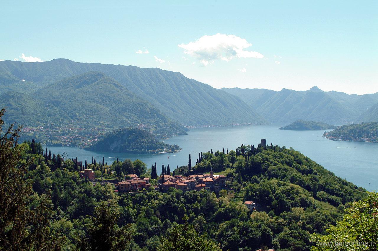 Center lake Como
