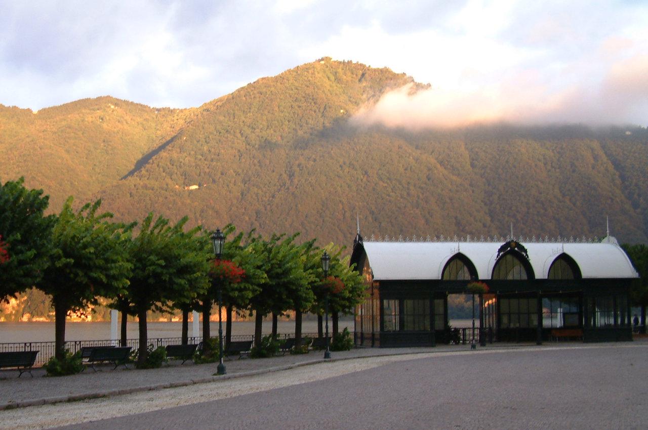 Cernobbio lake Como