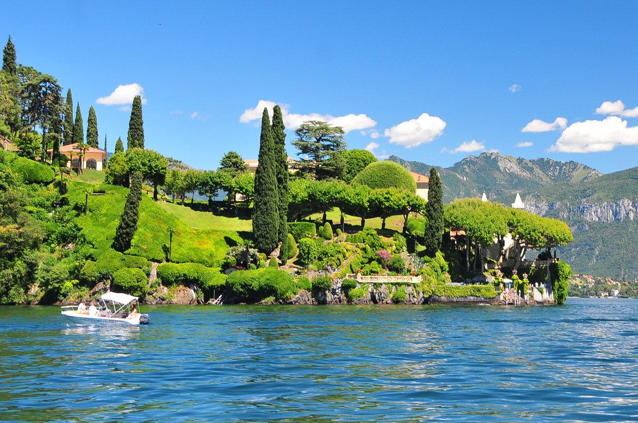 Clima lago di Como