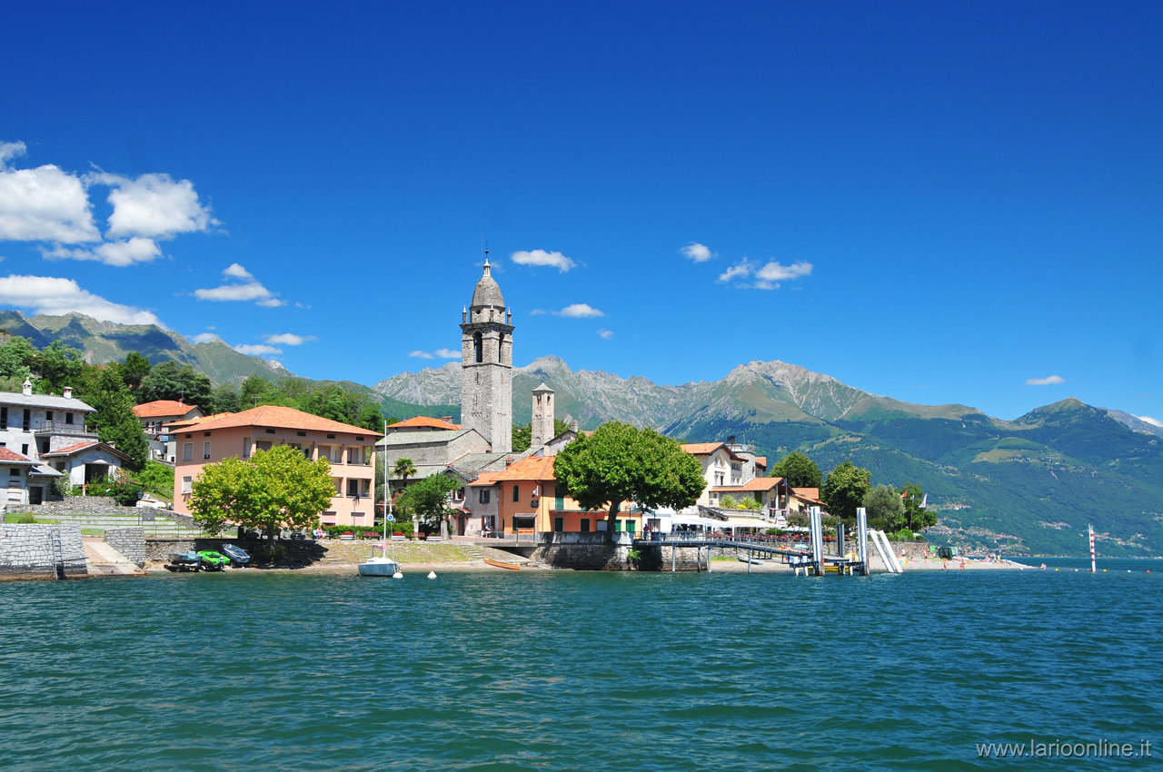 Cremia lago di Como