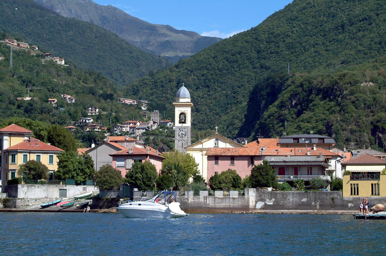 Dervio lago di Como