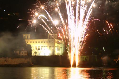 fireworks gravedona lake como