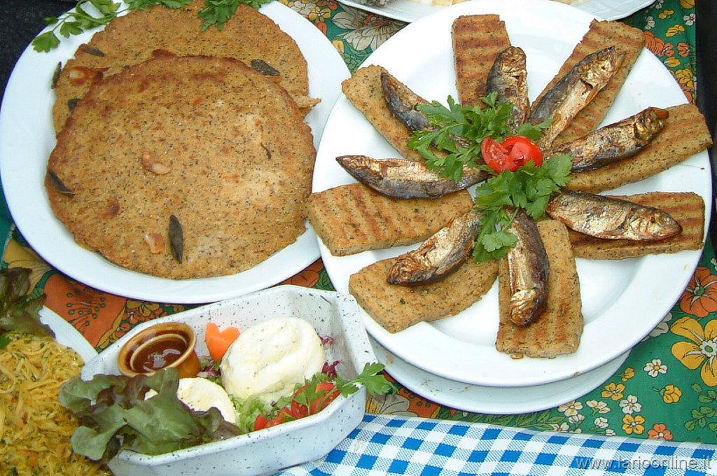 Gastronomy lake Como