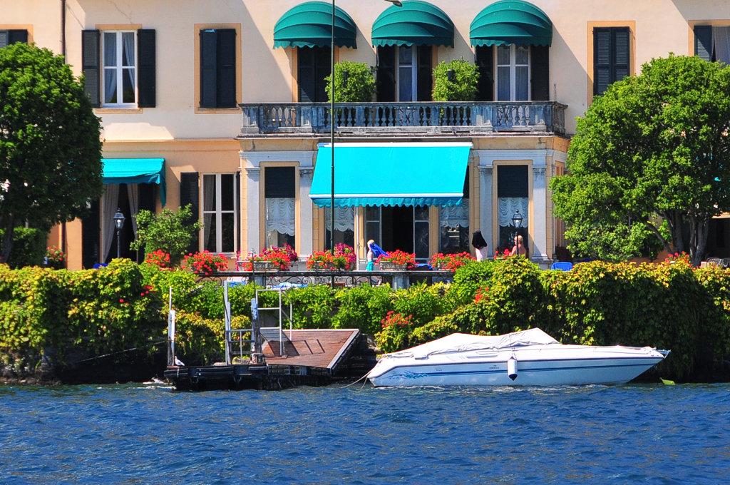 Hotel lake Como
