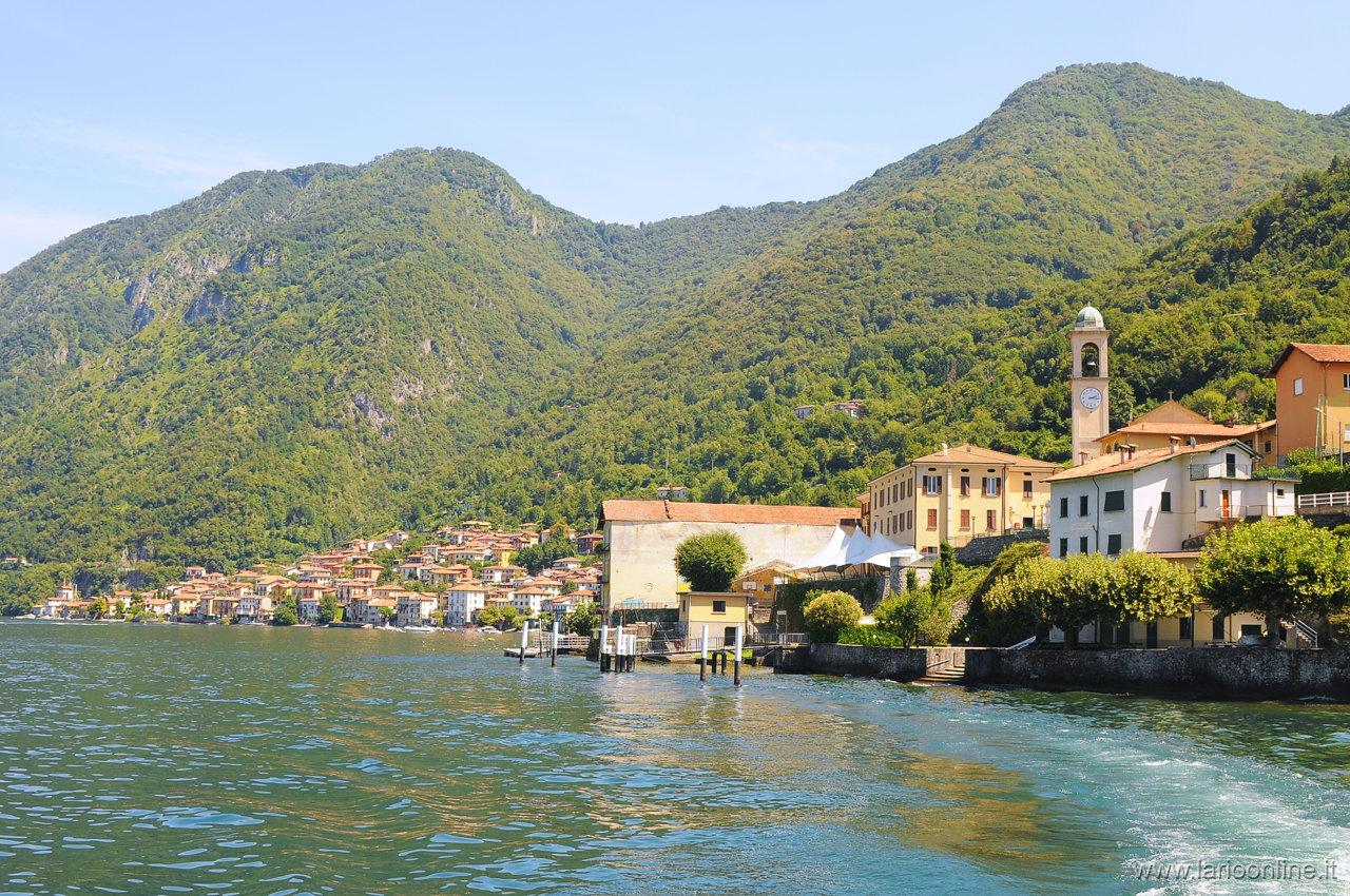 Lezzeno lago di Como