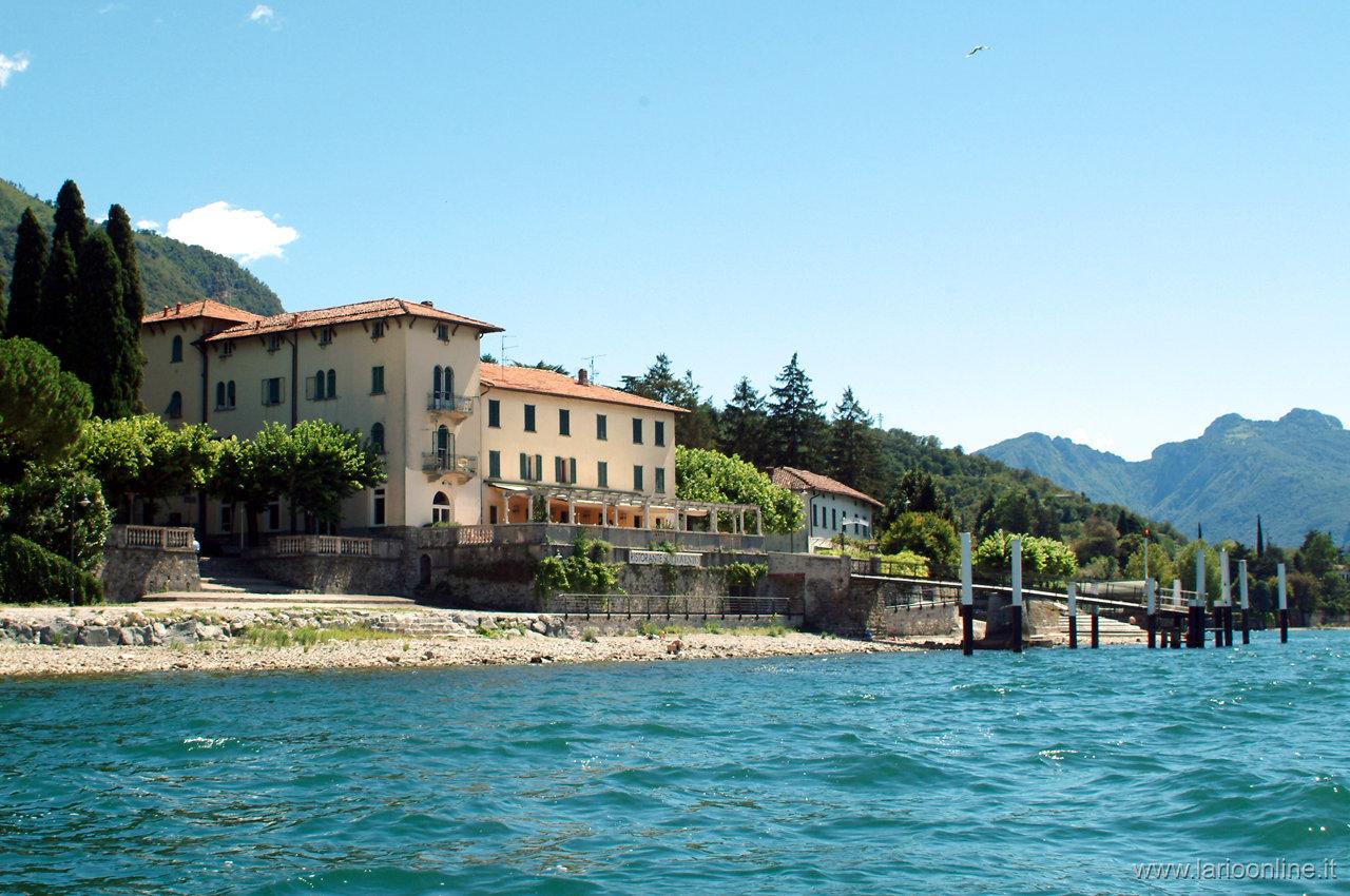 Lierna lake Como