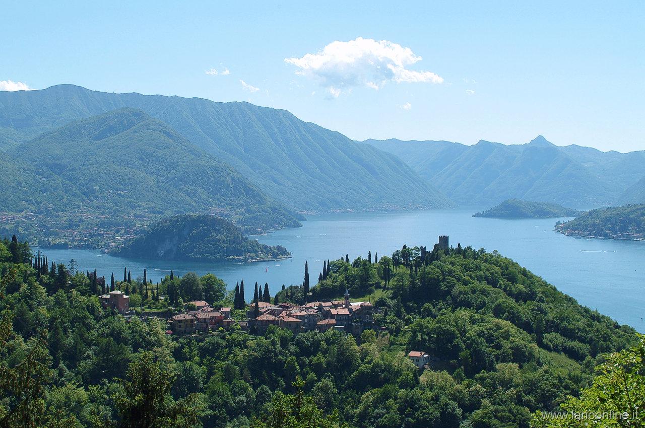località del lago di Como