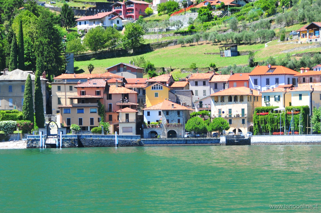 Musso lago di Como