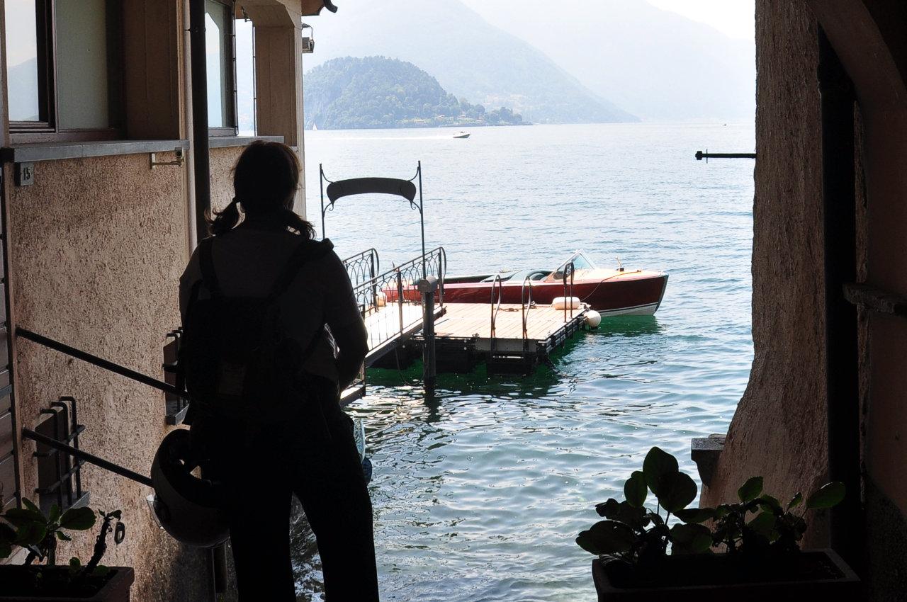 navigare sul lago di Como posti barca