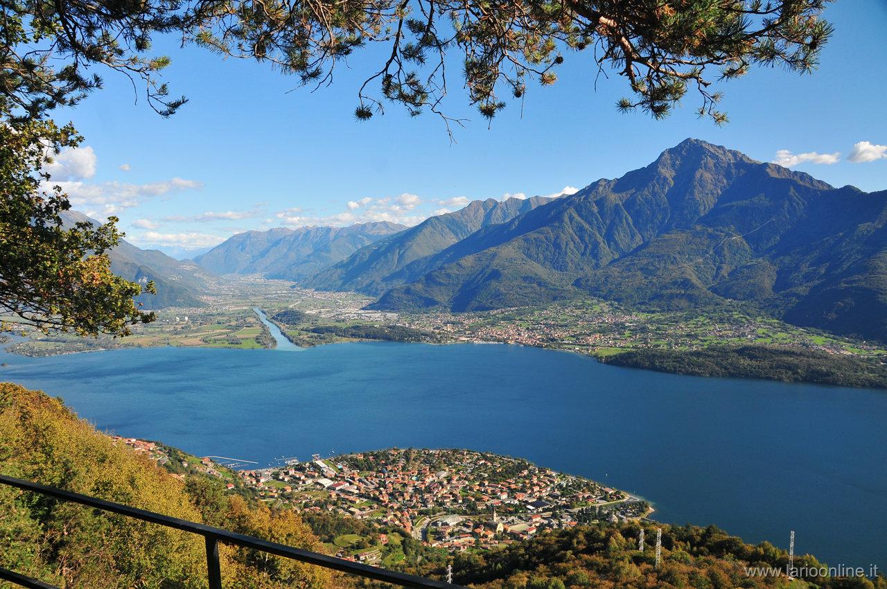 Nord lago di Como