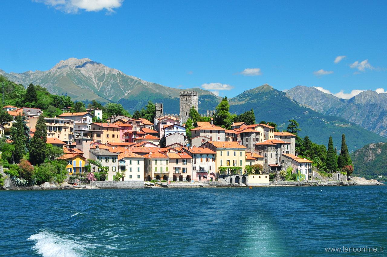 Paesaggi del lago di Como