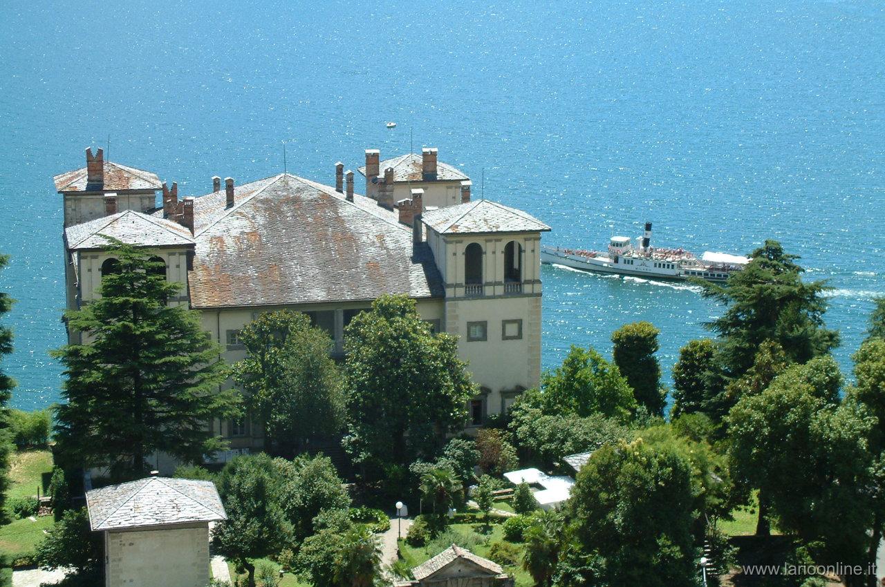Palazzo Gallio Gravedona lago di Como