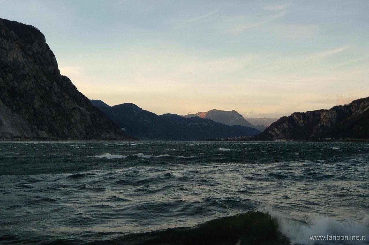 Ramo di Lecco lago di Como