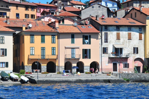 San Siro lago di Como
