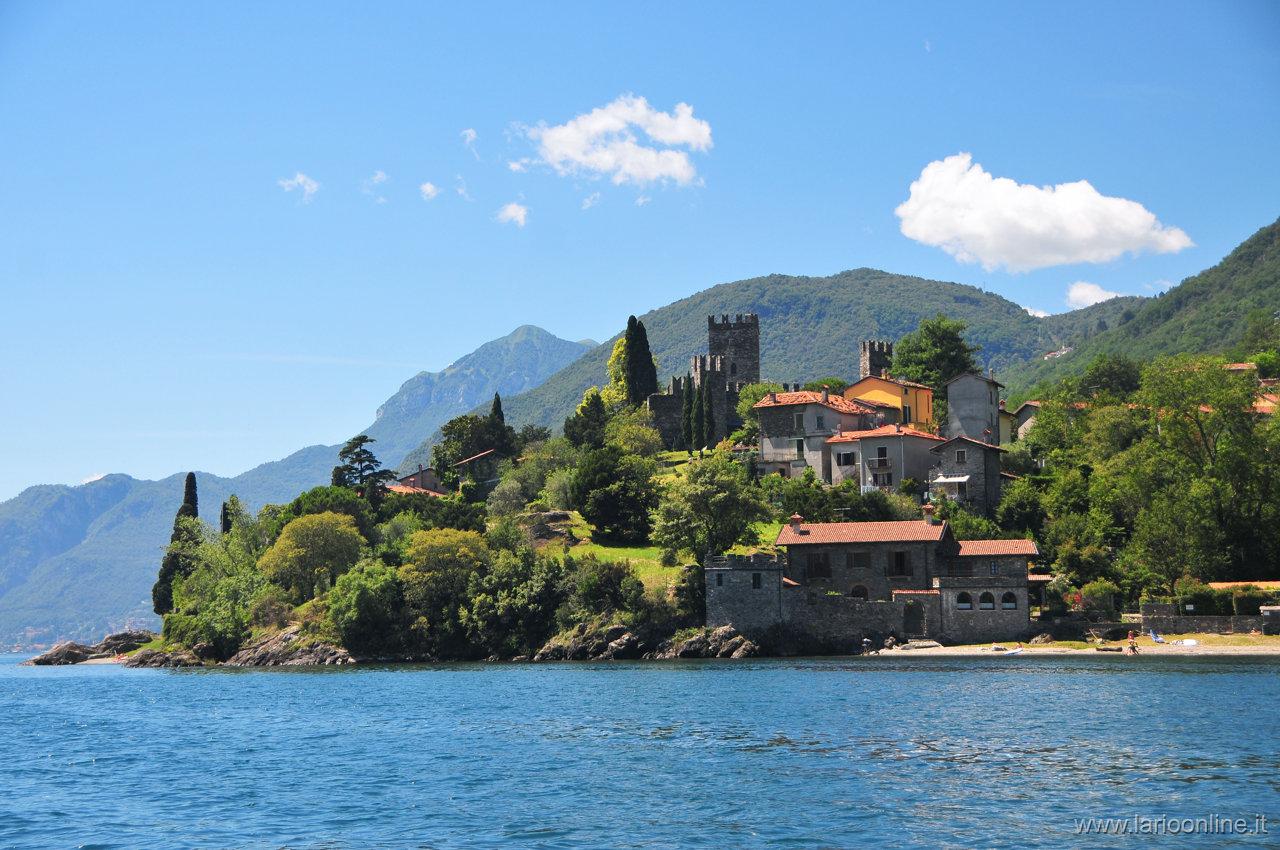 Santa Maria Rezzonico lago di Como