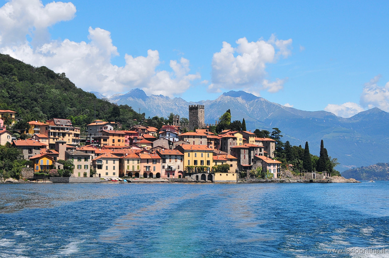 Santa Maria Rezzonico lake Como