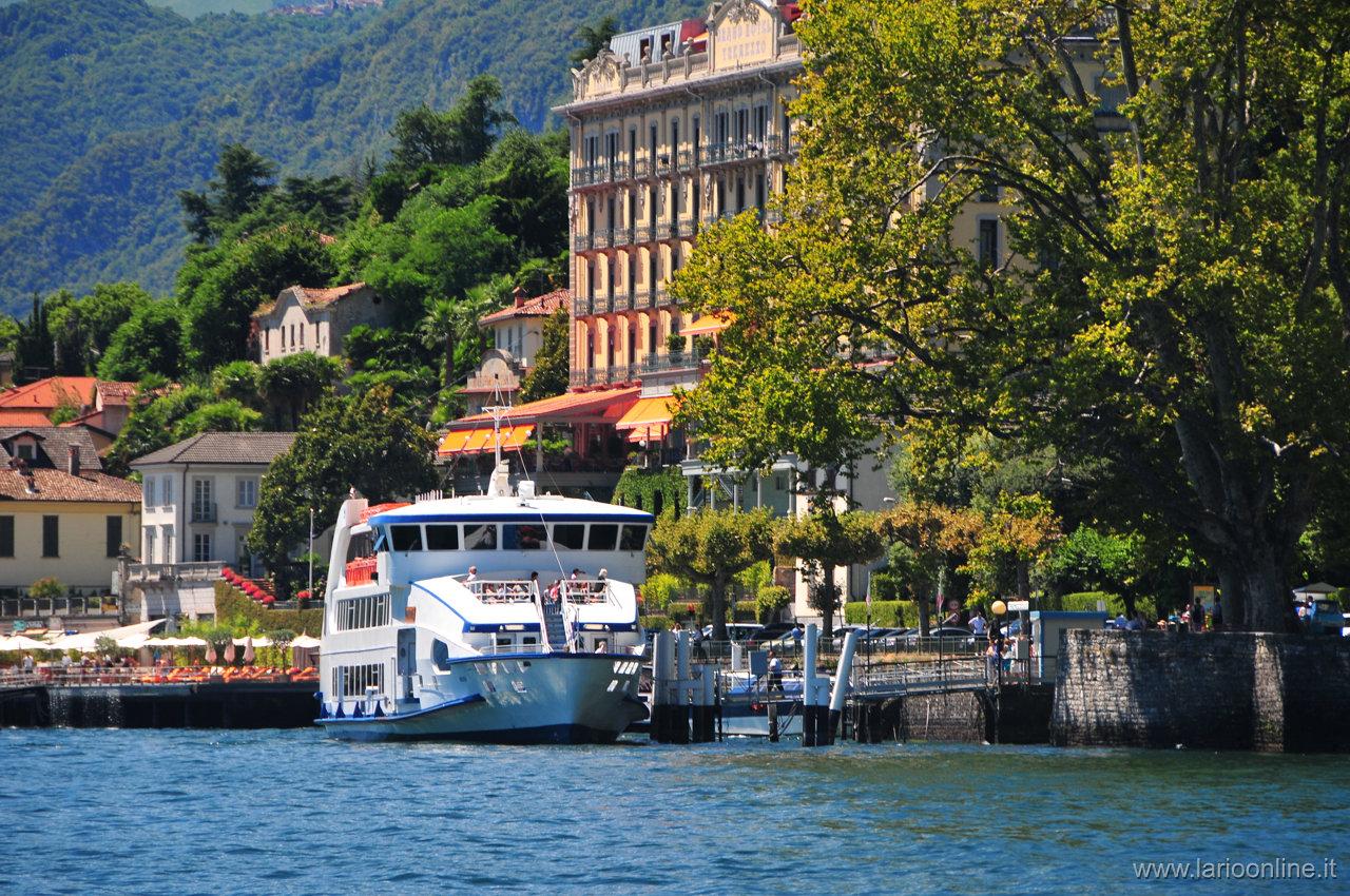 Tremezzo lac de Côme