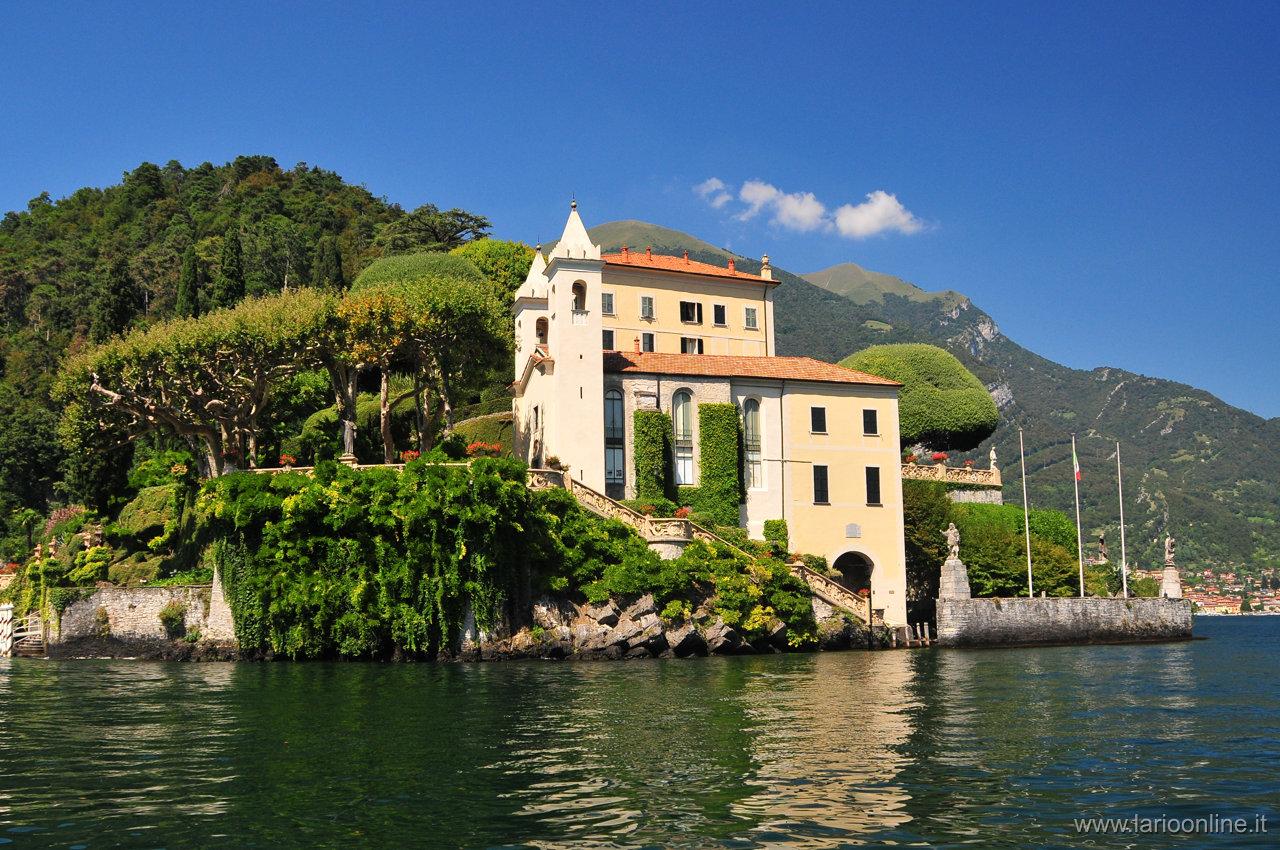 Villa balbianello lenno lago di como for Lago villa del conte