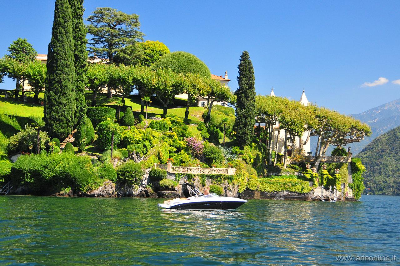 Villa Balbianello Comer see