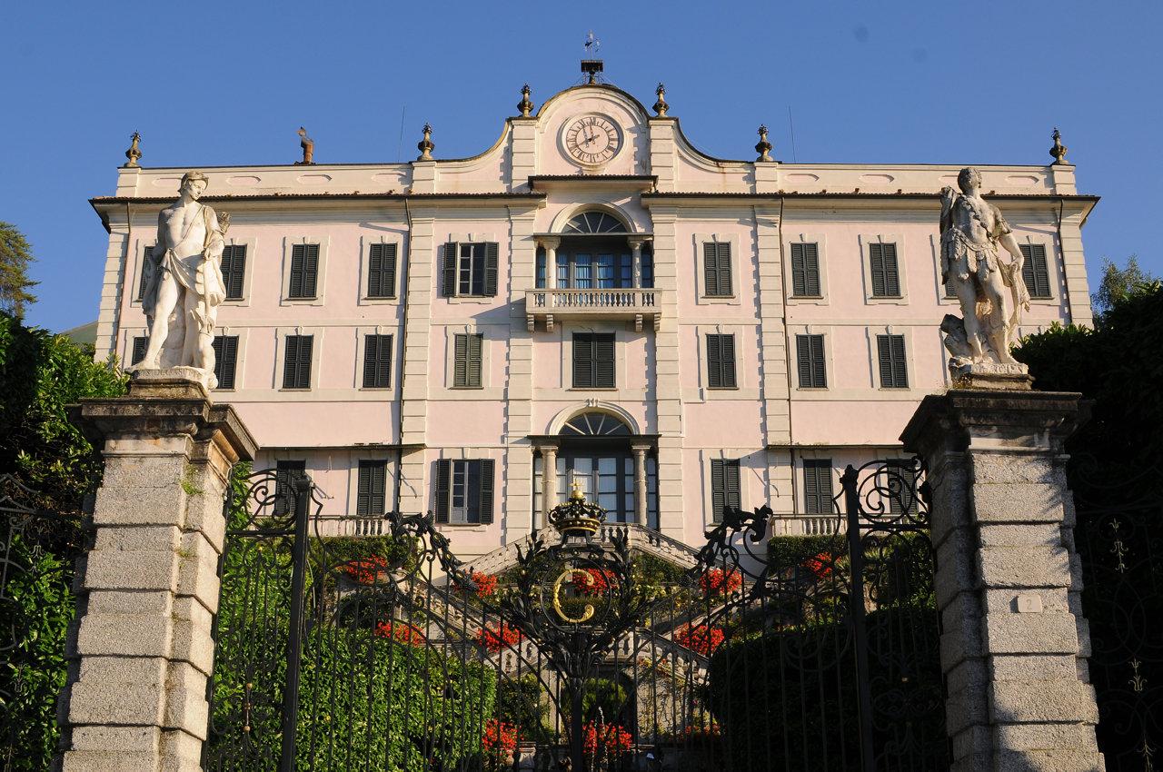Villa Carlotta Comer see