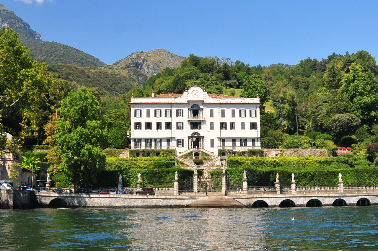 Hotel Villa Carlotta Lac De Come