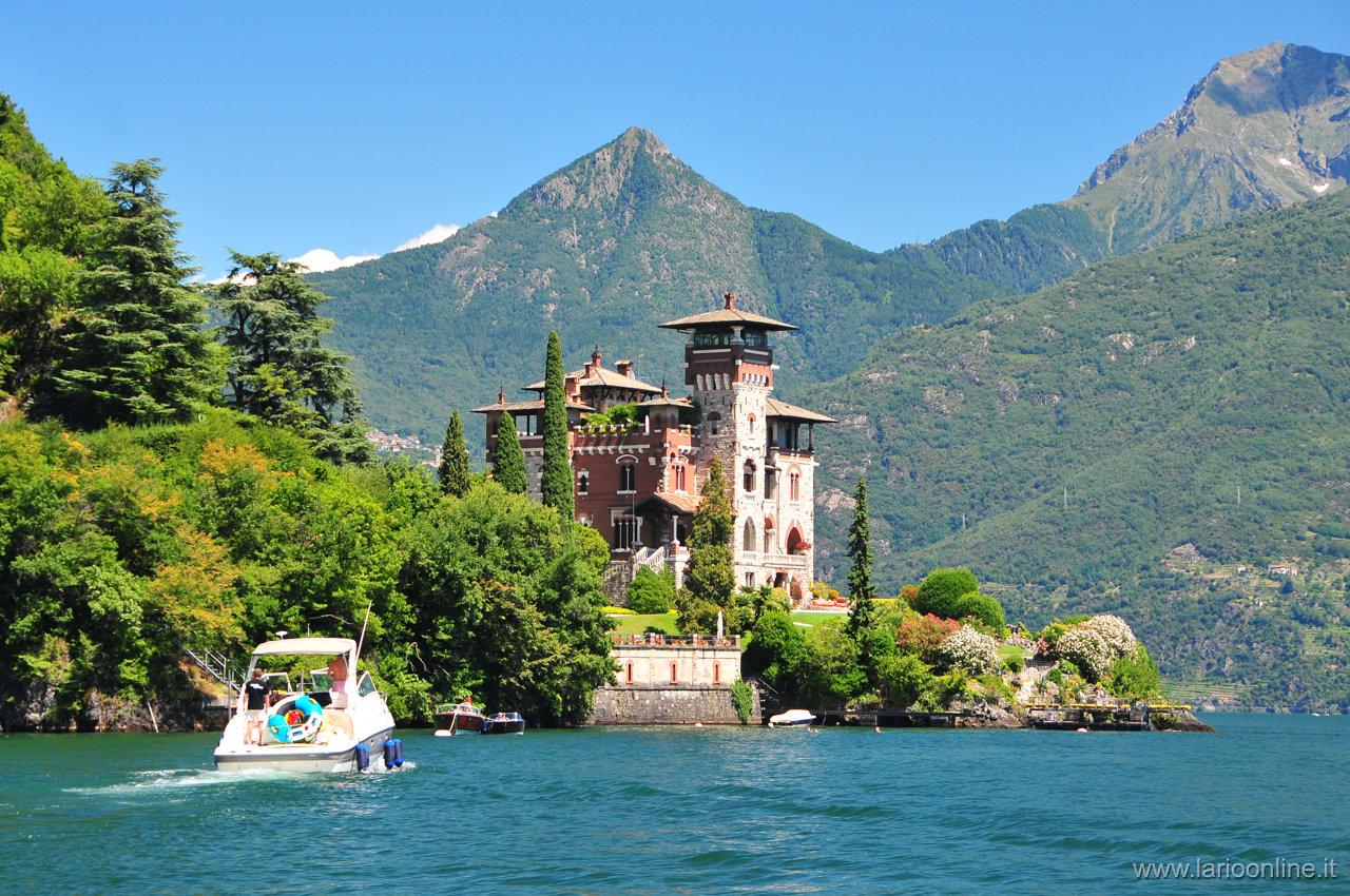 Villa gaeta lago di Como